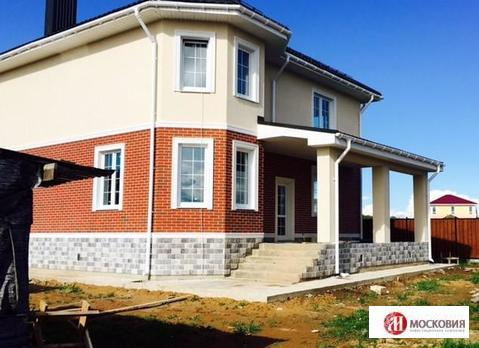 Дом 205 кв.м, участок 9 соток, 30 км от МКАД Калужское шоссе - Фото 1