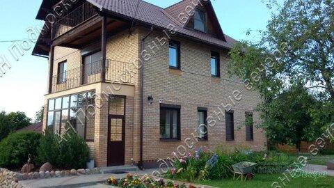 Каширское ш. 30 км от МКАД, Вишняково, Коттедж 325 кв. м - Фото 2