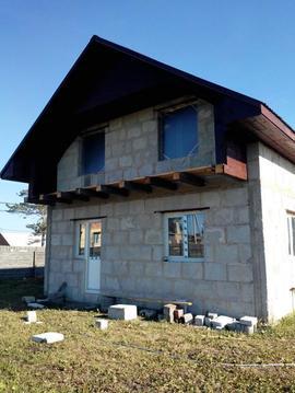 Дом под отделку, теплый, в Хомутово-Западный - Фото 2