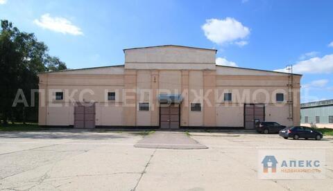 Аренда помещения пл. 4700 м2 под склад, производство, , офис и склад, . - Фото 1