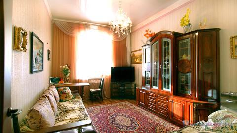 Просторная двухкомнатная квартира в городе Волоколамске Московской обл - Фото 3