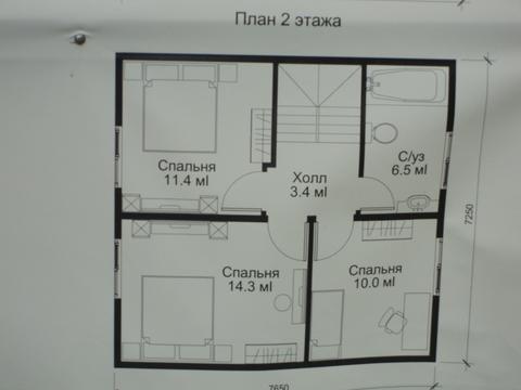 Продается дом 100 кв.м. с земельным участком 6.3сот, за Областной . - Фото 2