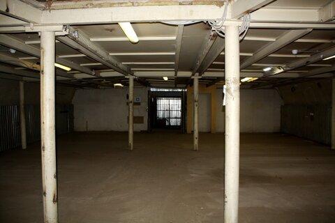 Двухэтажный ангар м. Пражская - Фото 1