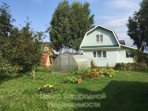 Дом, Горьковское ш, Щелковское ш, 36 км от МКАД, Стулово, СНТ Сказка. . - Фото 1