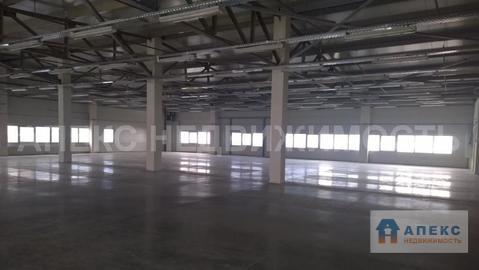Аренда склада пл. 500 м2 Одинцово Можайское шоссе в складском . - Фото 5