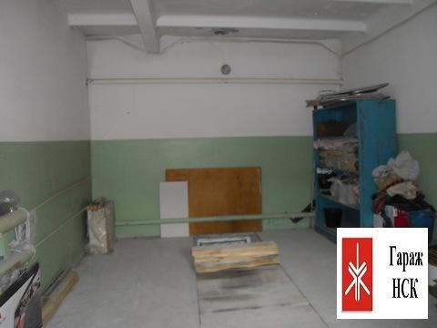 Продам гараж ГСК Гидроимпульс №37. Академгородка, вз, Терешковой 31 - Фото 3