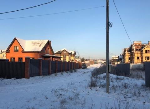 Отличный участок 14 соток в деревне Назимиха Щелковского района - Фото 3