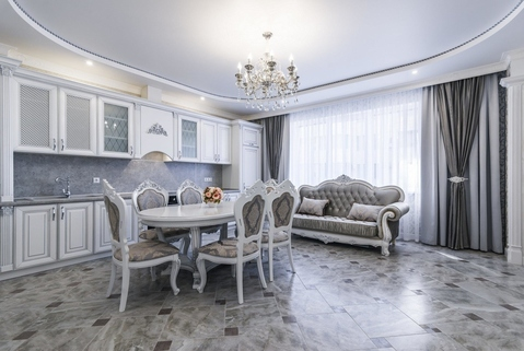 4 комнатная квартира на Кубанской набережной - Фото 2