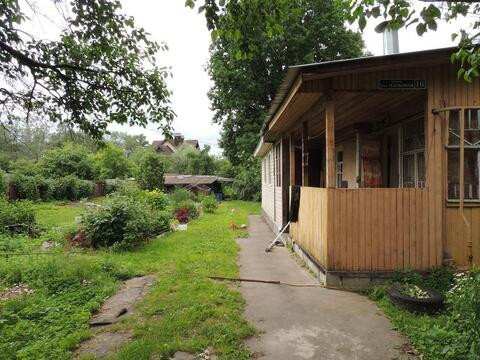 Часть дома на участке 5 соток в городе Мытищи поселок Дружба - Фото 1