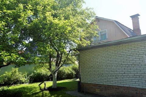 Кирпичный дом, на участке 12 сот. в черте города Электросталь - Фото 2
