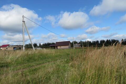 Продам участок в жилой деревне - Фото 1
