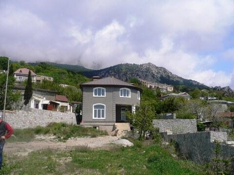 Продажа дома на юбк, Алупка, центр - Фото 3