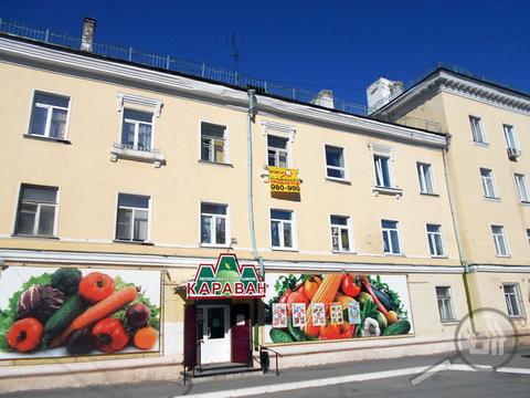 Продаются две комнаты с ок, ул. Калинина/Лобачевского, Купить комнату в квартире Пензы недорого, ID объекта - 700769758 - Фото 1