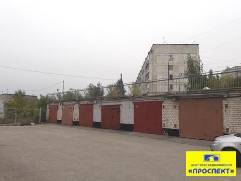 Продам капитальный гараж в Рязани в Канищево - Фото 1
