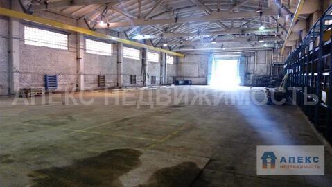 Аренда помещения пл. 740 м2 под производство, Электросталь . - Фото 2
