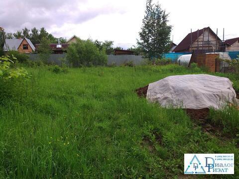 Земельный участок 6 соток в Новой Москве 38 км. от МКАД - Фото 1