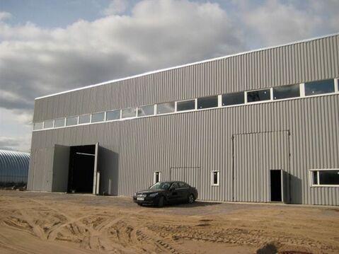Сдам складское помещение 1300 кв.м, м. Купчино - Фото 1