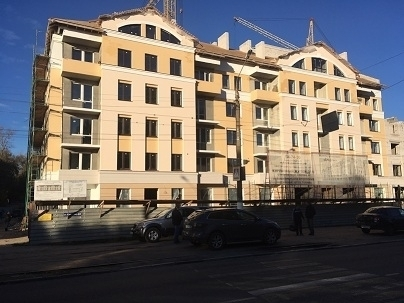 2-х комнатная квартира в новом кирпичном доме в центре Твери! - Фото 2