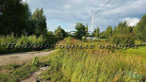 Егорьевское ш. 33 км от МКАД, Дергаево, Участок 6 сот. - Фото 4