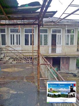 Абхазия. Сухум. Маяк. Двухэтажный дом 204 кв.м. 5 комнат. Гараж. - Фото 2