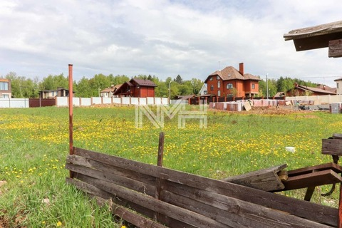 Продажа участка, Лужки, Михайлово-Ярцевское с. п. - Фото 1