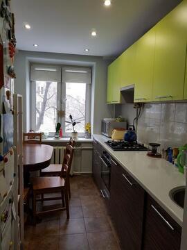 Продам 2-к квартиру, Москва г, Нижегородская улица 49а - Фото 1