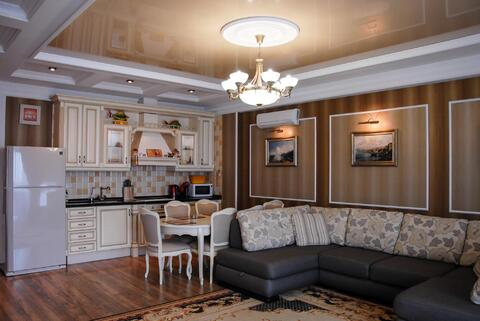Гурзуф, берег моря, 2-комнатные апартаменты c прекрасным видом - Фото 2