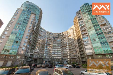 Видовая евродвушка ул. Одоевского, дом 28 - Фото 3