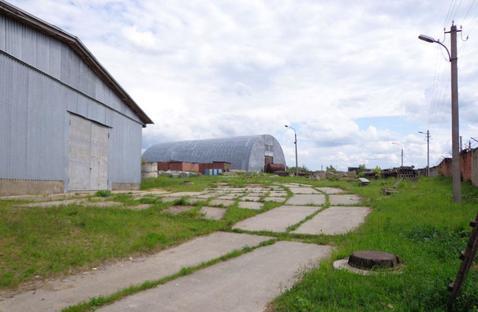 Продажа производственно-складской базы 2310 м2 в Дмитрове, Внуковская - Фото 5