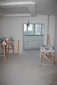 3 комнатная квартира Домодедово, ул. Кирова, д.11, к.1 - Фото 2