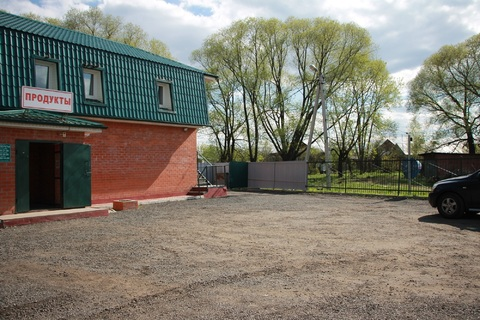 Магазин в Домодедово, мкр. Б.Столбы, д. Меткино - Фото 2