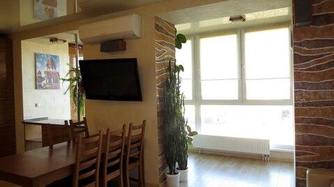 4-комнатная 2-хуровневая квартира с дизайнерским ремонтом - Фото 2