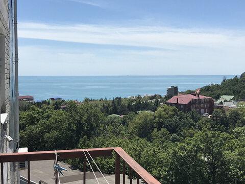 3 комнатная квартира с видом на море Ольгинка - Фото 1