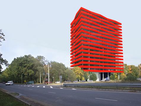 Земля 3036 м2 с проектом многоэтажного жилого дома - Фото 4