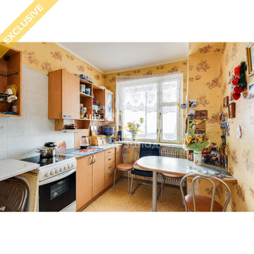 "3 комнатная квартира, г. Троицк, ул. мкр ""В"", дом 39 - Фото 1"