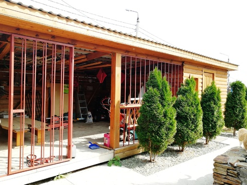 Кирпичный дом в городе - Фото 5