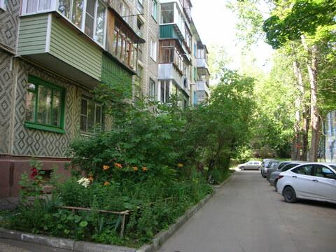 Тихий зеленый район, 2-комнатная квартира - Фото 1