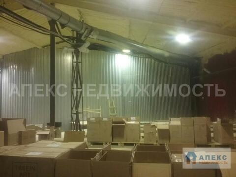 Аренда помещения пл. 300 м2 под склад, , офис и склад м. Волгоградский . - Фото 1