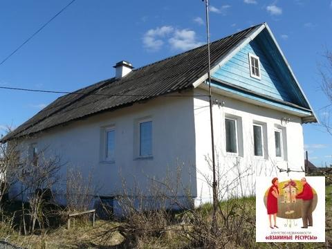 Продаётся дом в д. Яжелбицы Валдайского р-на - Фото 1
