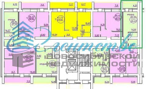 Продажа квартиры, Новосибирск, Ул. Титова, Купить квартиру в Новосибирске по недорогой цене, ID объекта - 322948842 - Фото 1
