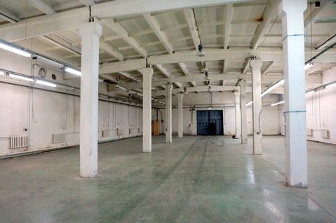 Отличный теплый склад в черте города - Фото 2