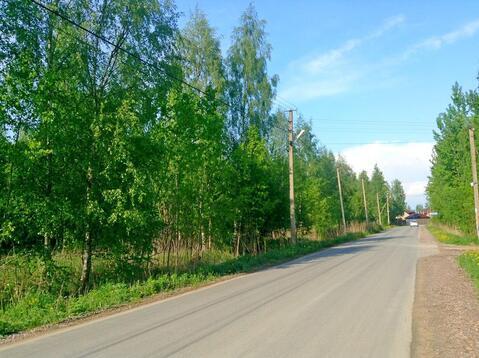 Земельный участок (9 соток) в СНТ Дони Гатчинского района - Фото 1