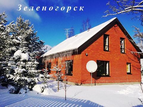 Коттедж 200 кв.м в Зеленогрске - Фото 1