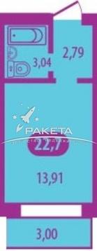Продажа квартиры, Ижевск, Ул. Академика Павлова, Купить квартиру в Ижевске, ID объекта - 328008899 - Фото 1