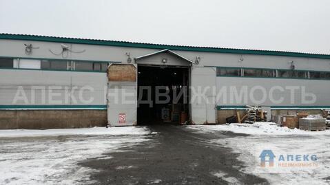 Аренда помещения пл. 7100 м2 под склад, производство, , офис и склад . - Фото 4