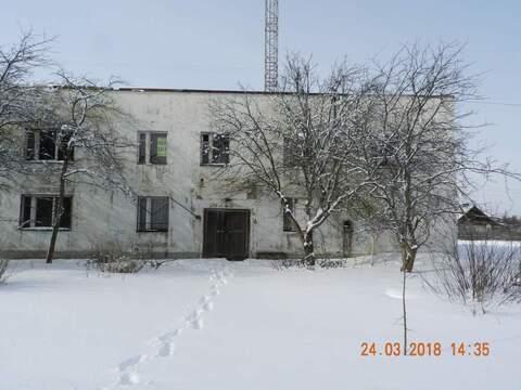 Производство 533 м2 поселок Селиваново - Фото 1