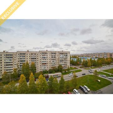 Продажа 1-к квартиры на 7/8 этаже на ул. Попова, д. 13 - Фото 4