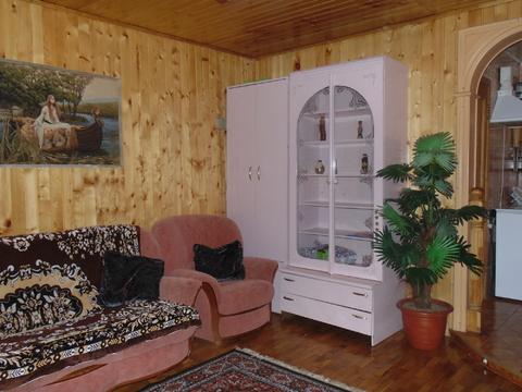 Сдам дом 80 кв м. д. Кулаково, Чеховский округ, полностью меблирован. - Фото 3
