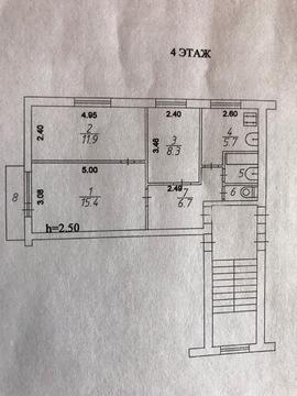 Успейте приобрести квартиру с мебелью. - Фото 4