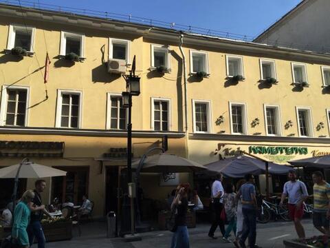 Продаётся офис на Камергерском переулке - Фото 1
